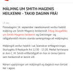 Málþing um Smith-Magenis heilkenni