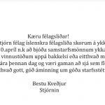 Félagsliðar ATH ;-)
