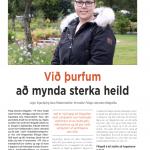 Við þurfum að mynda sterka heild!